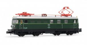 Arnold HN2288 N Gauge - Electric locomotive, class 1046 of the ÖBB, livery green with green line